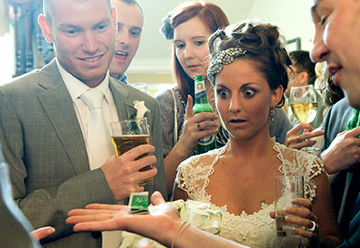 mariage magicien