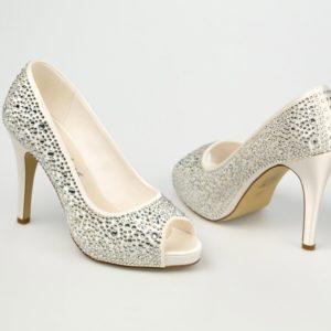 chaussures mariées