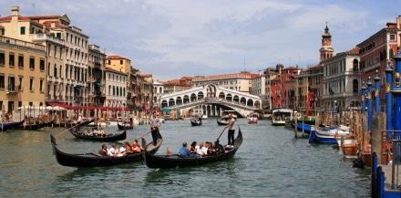 voyage romantique italie