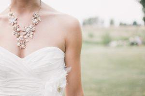 collier mariée mariage accessoire