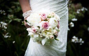 bouquet de mariée accessoire