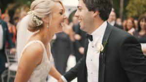 mariage couple heureux