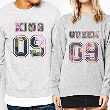cadeau couple tshirts complémentaires