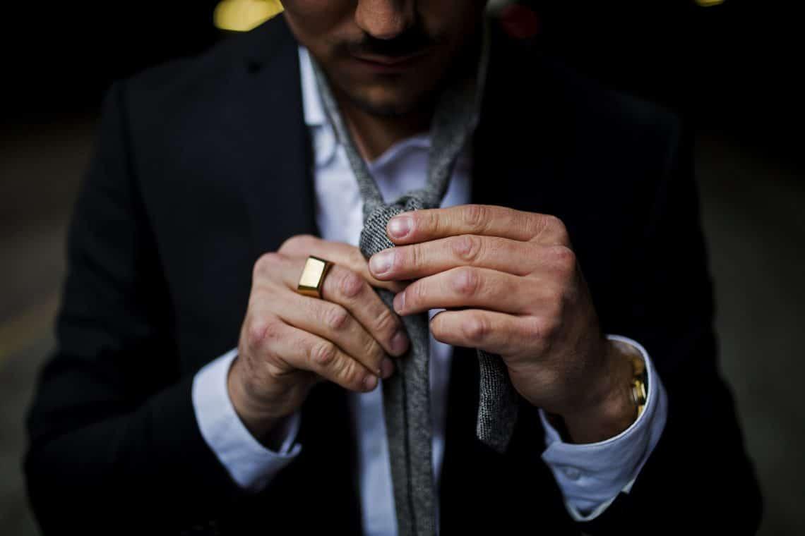 Comment Choisir Une Bague De Mariage Pour Homme