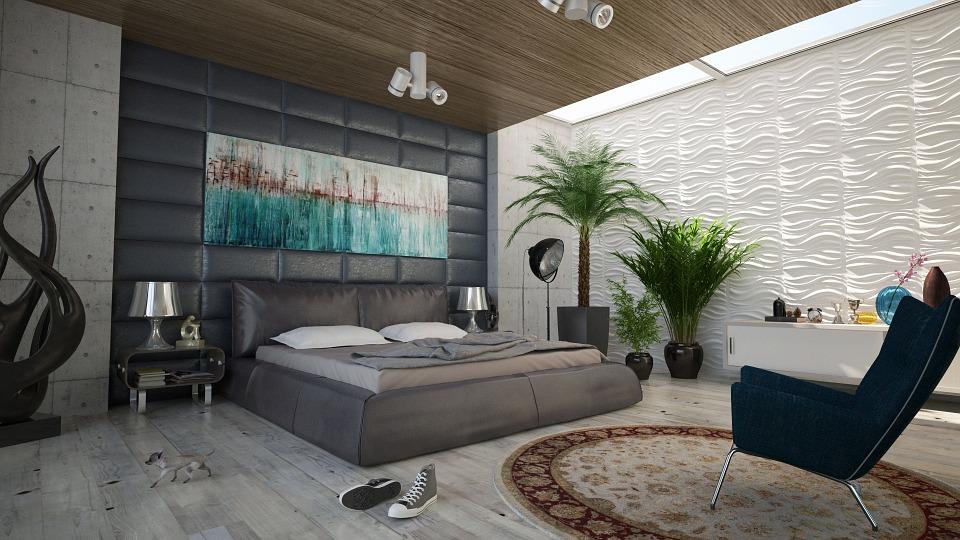Quels accessoires accrocher au mur pour une décoration contemporaine ...